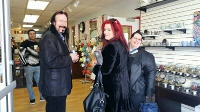 Wayne, Michelle, Ali RnB Novel Tea
