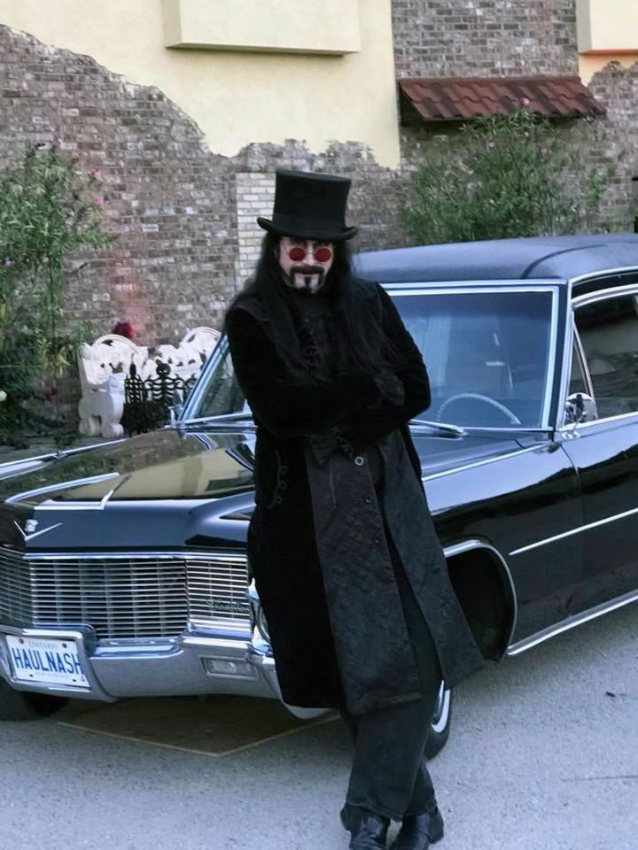 Wayne Mallows-Halloween 2017