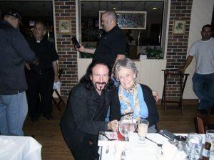 Getting to meet Lorraine Warren